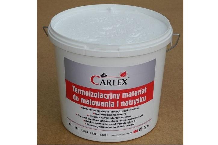 termoizolacja carlex